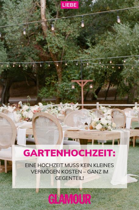 Gartenhochzeit Hochzeit Im Garten Planen In 2020 Gartenhochzeit Hochzeit Kleine Hochzeiten