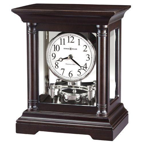 Howard Miller Cassidy Tabletop Clock Tabletop Clocks Mantel Clocks Clock Decor