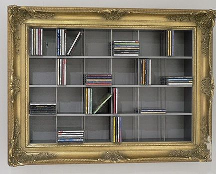 10 clever dvd storage ideas for small spaces home ideas pinterest dvd storage storage - Clever storage for small spaces pict ...