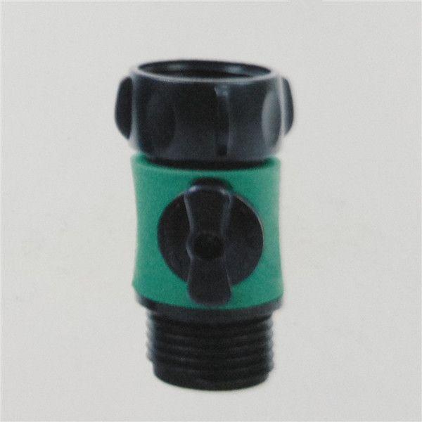 garden hose shut off valve. Plastic 3/4\ Garden Hose Shut Off Valve