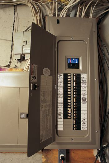 Why You Need A Subpanel In Your Home House Wiring Home Electrical Wiring Home Security Systems