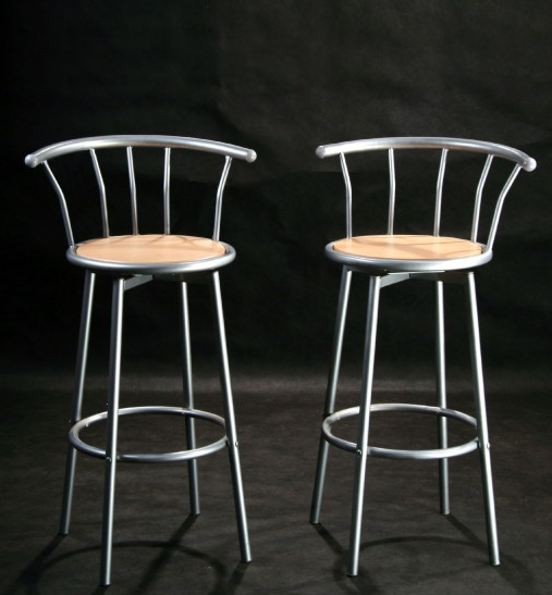 Revolving Chair For Kitchen Blames High Cushion Very Nice So Cool Bar Stools Stool