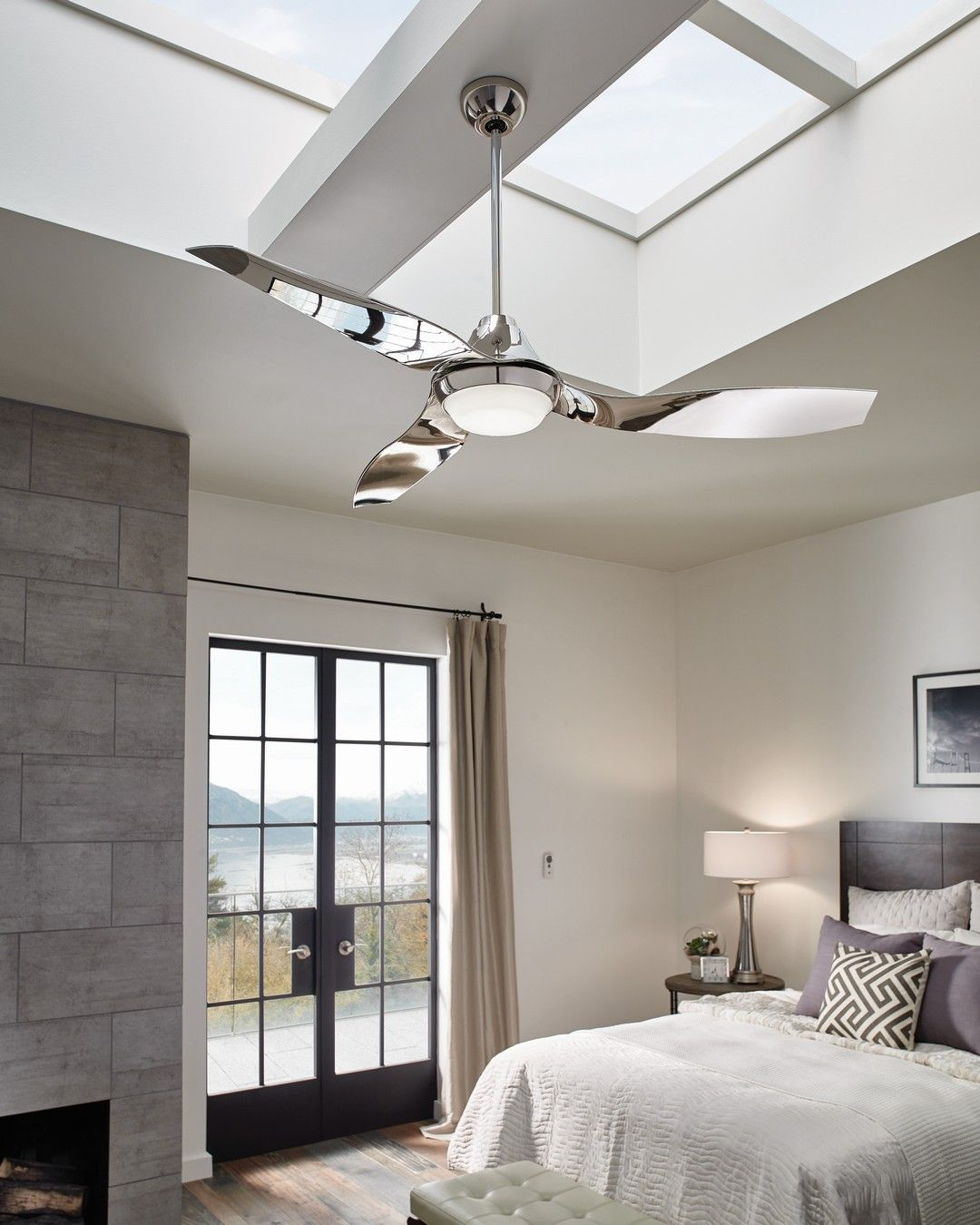 9 Unique Ceiling Fans To Really Underscore Any Style You