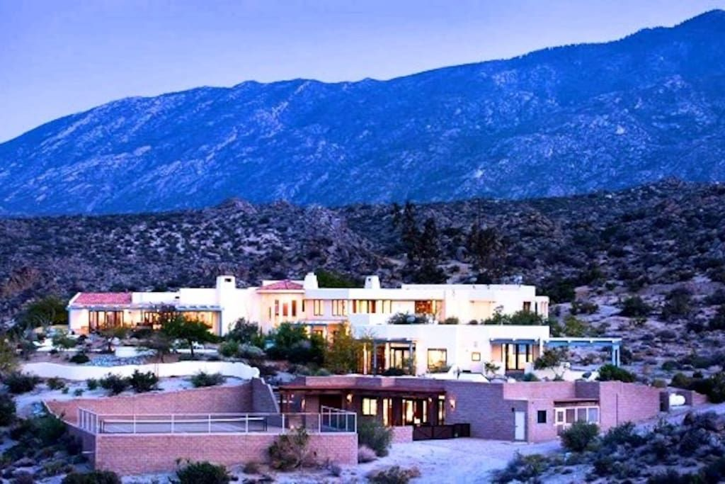 Palm Desert Retreat Houses For Rent In Mountain Center