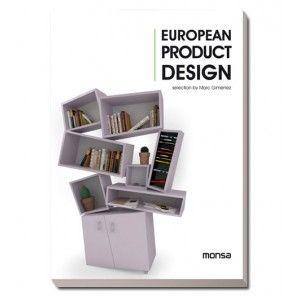 European Product Design. Selection by Marc Gimenez. Instituto Monsa de Ediciones. Signatura 88 GIM 0. No catálogo:http://kmelot.biblioteca.udc.es/record=b1505562~S1*gag