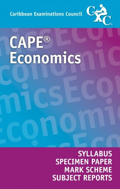 Cape agricultural science syllabus specimen paper and mark scheme cape economics syllabus specimen paper mark scheme and subject reports ebook fandeluxe Gallery