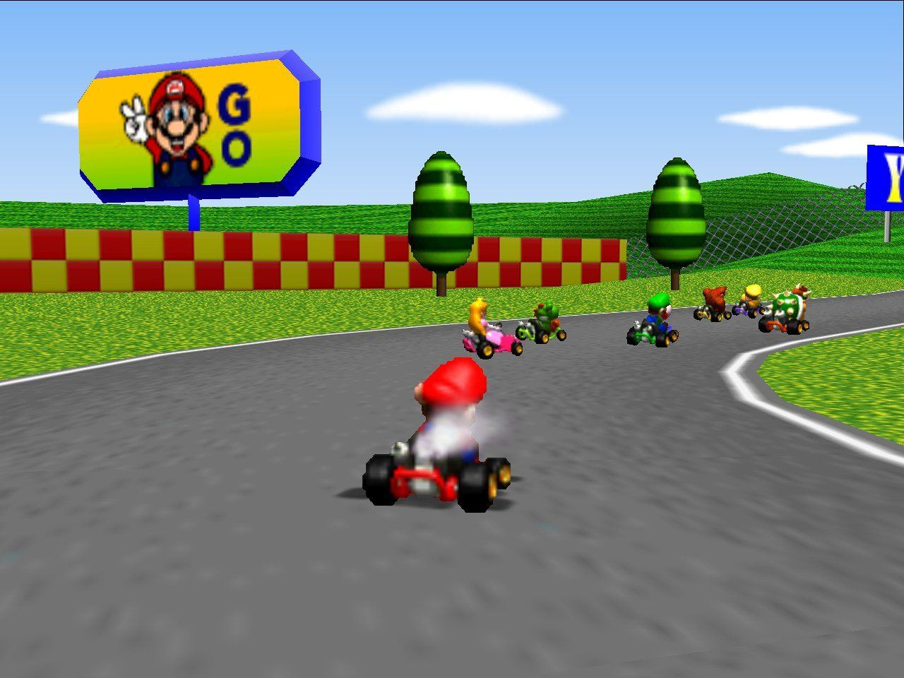 Nintendo Download Mario Kart 64 It S The Holidays So It S