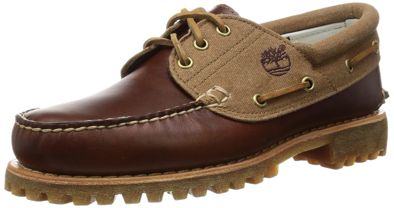 Timberland Mens Timberland ThreeEyelet Lug Shoe *** Details