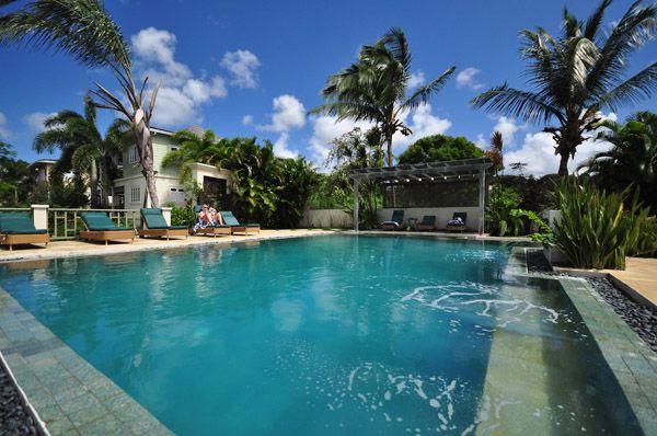 Fabulous luxury island getaway to Barbados