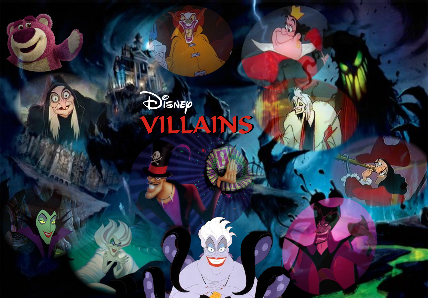 Disney Villains Is A Walt Disney Company Franchise Based On
