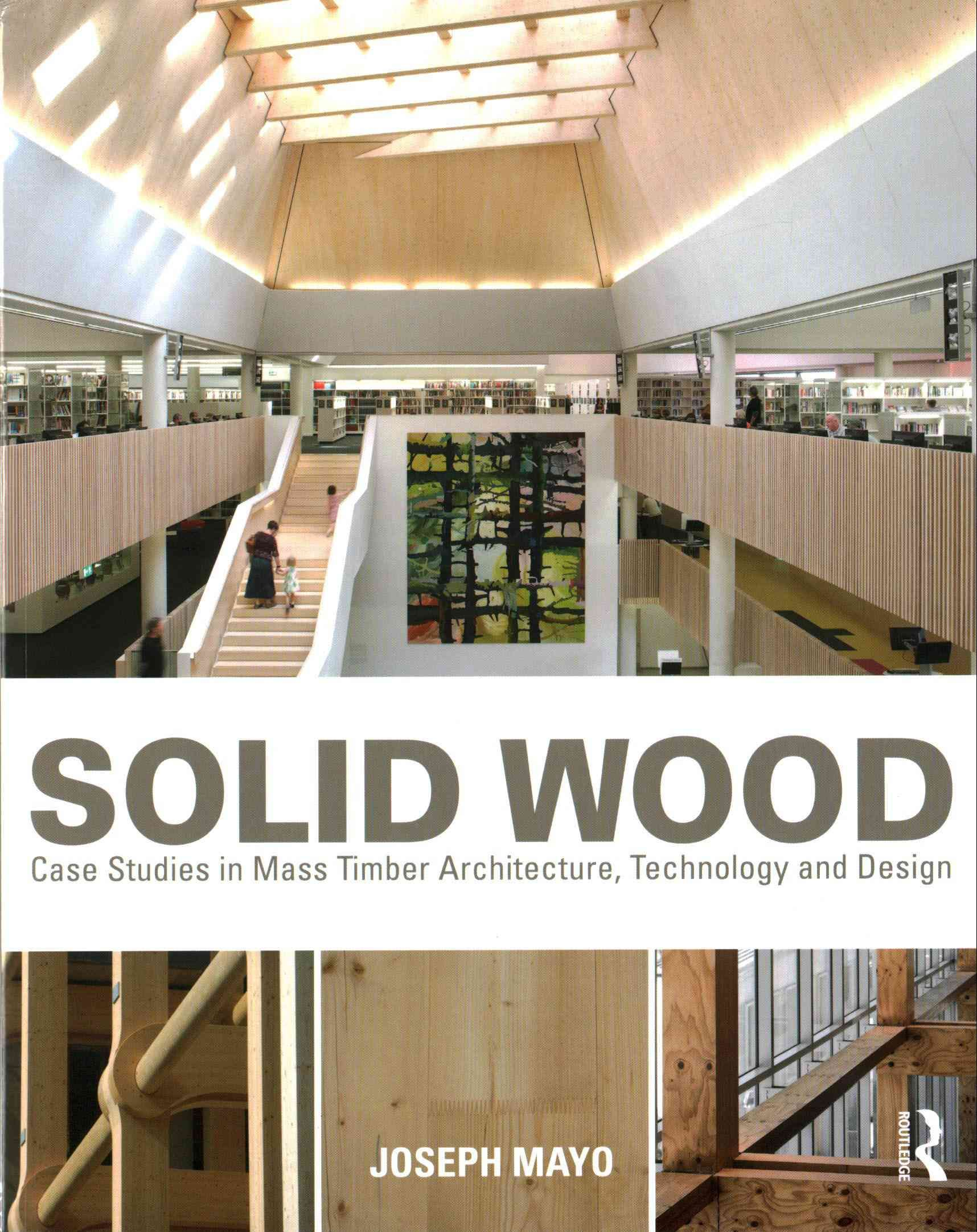 Over the past 10-15 years a renaissance in wood architecture has occurred with the development of new wood building systems and design strategies, elevating wood from a predominantly single-family res