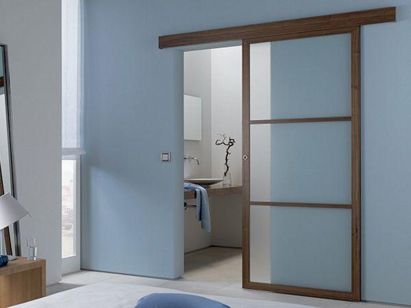 porte scorrevoli binario esterno - Cerca con Google | doors ...