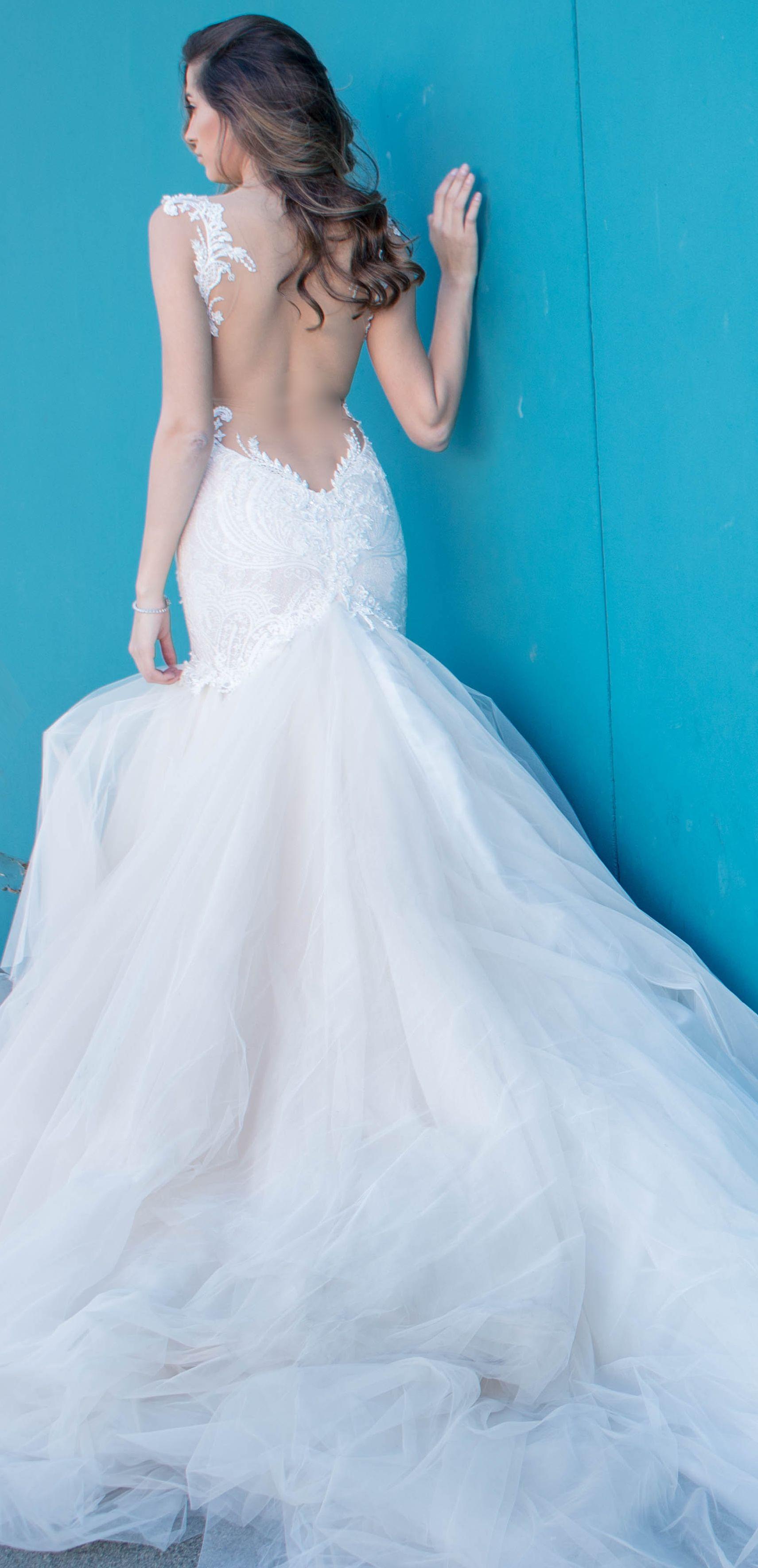 Pin de Ana María Salazar Trujillo en Wedding Dresses | Pinterest ...