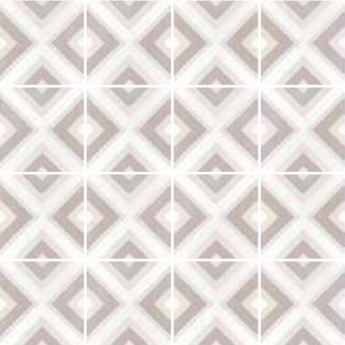 Carrelage Aspect Carreaux De Ciment Mosaique Multicolore