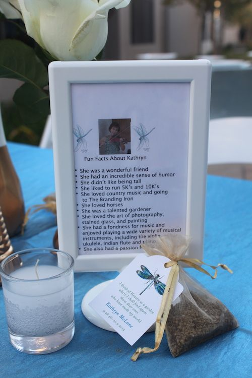 celebration-of-life ideas Celebration Of Life Memorial Reception - celebration of life templates