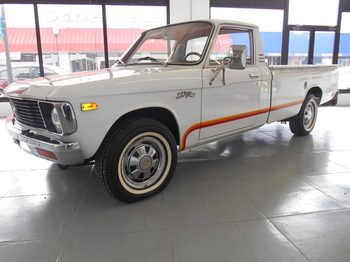1978 Chevrolet Luv Mikado Chevy Luv Mini Trucks Chevrolet