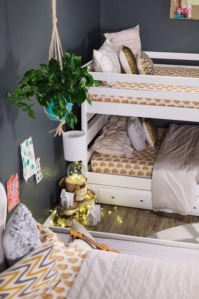 Trendwood Laguna White Full Over Full Bunk Bed Full Bunk