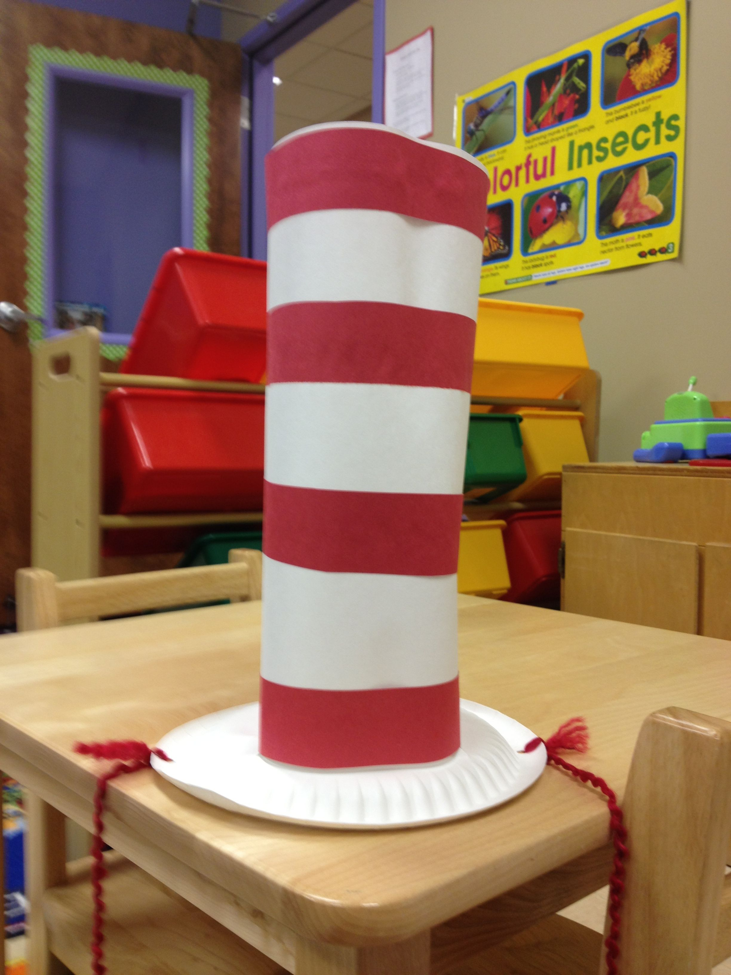 & Make Dr Seuss Hat Paper - Archivosweb.com
