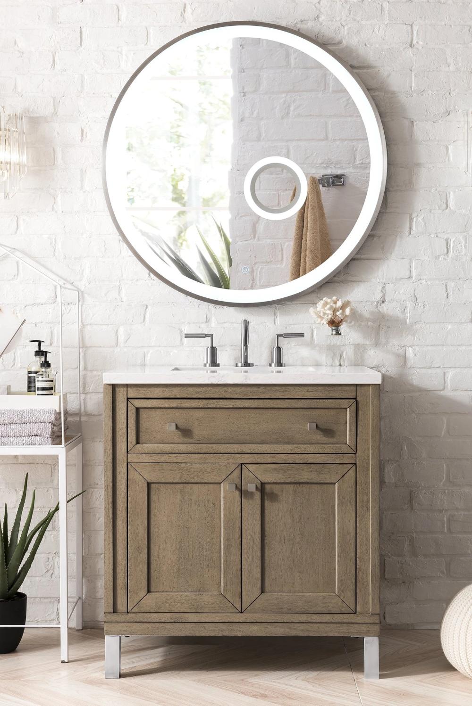 Chicago 30 Single Bathroom Vanity In 2020 Single Bathroom