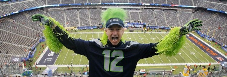 Seattle Times: being a 12th man is good for your health