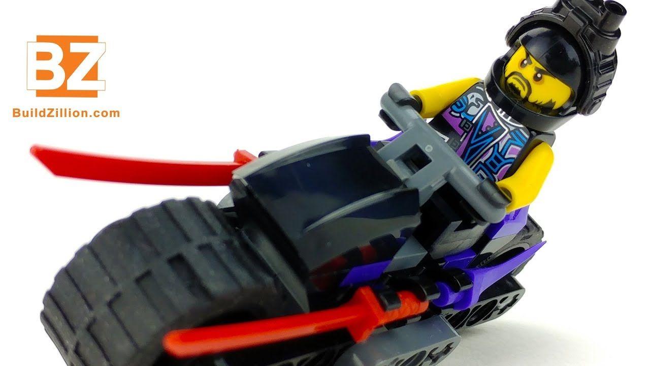 Lego Ninjago Sons Of Garmadon 30531 Lego Speed Build