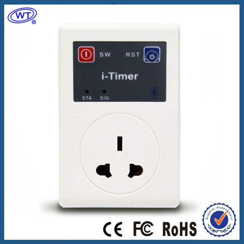 Find More Smart Power Socket Plug Information About Free Shipping Smartphone Control Smart Socket For Timing Water Heater High Quality Smartphone Tv China Smart