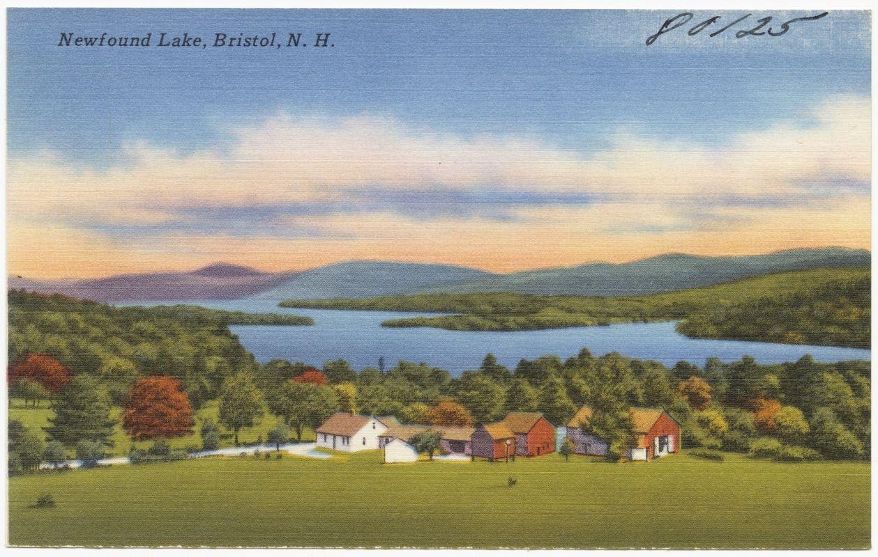 Newfound Lake - Bristol, NH   Lake, Favorite places, New