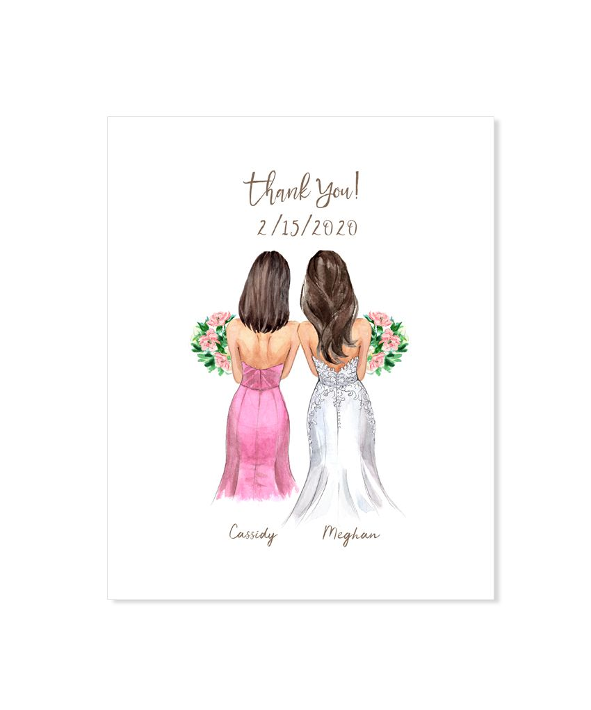 Personalized Bridesmaids Gift Gifts For Bridesmaids Bridesmaid Gift Ideas Bride Gifts Gifts For Bride Wedding Favour Bridesmaids Print In 2020 Bride Gifts Custom Wedding Gifts Customized Bridesmaid Gifts