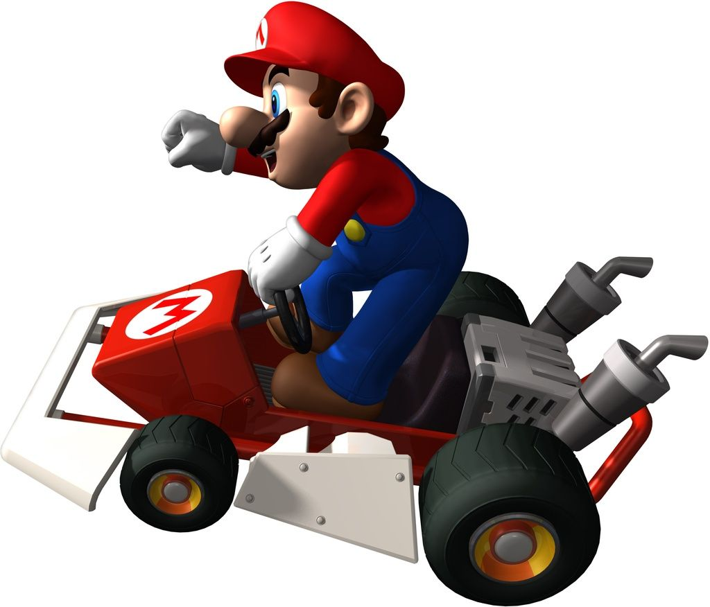 Yiiippy Mario Kart Ds Mario Mario Kart