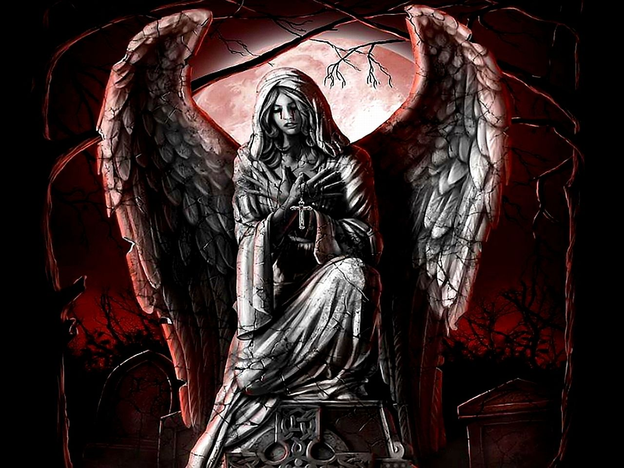 для картинки про падшего ангела зачепиловский