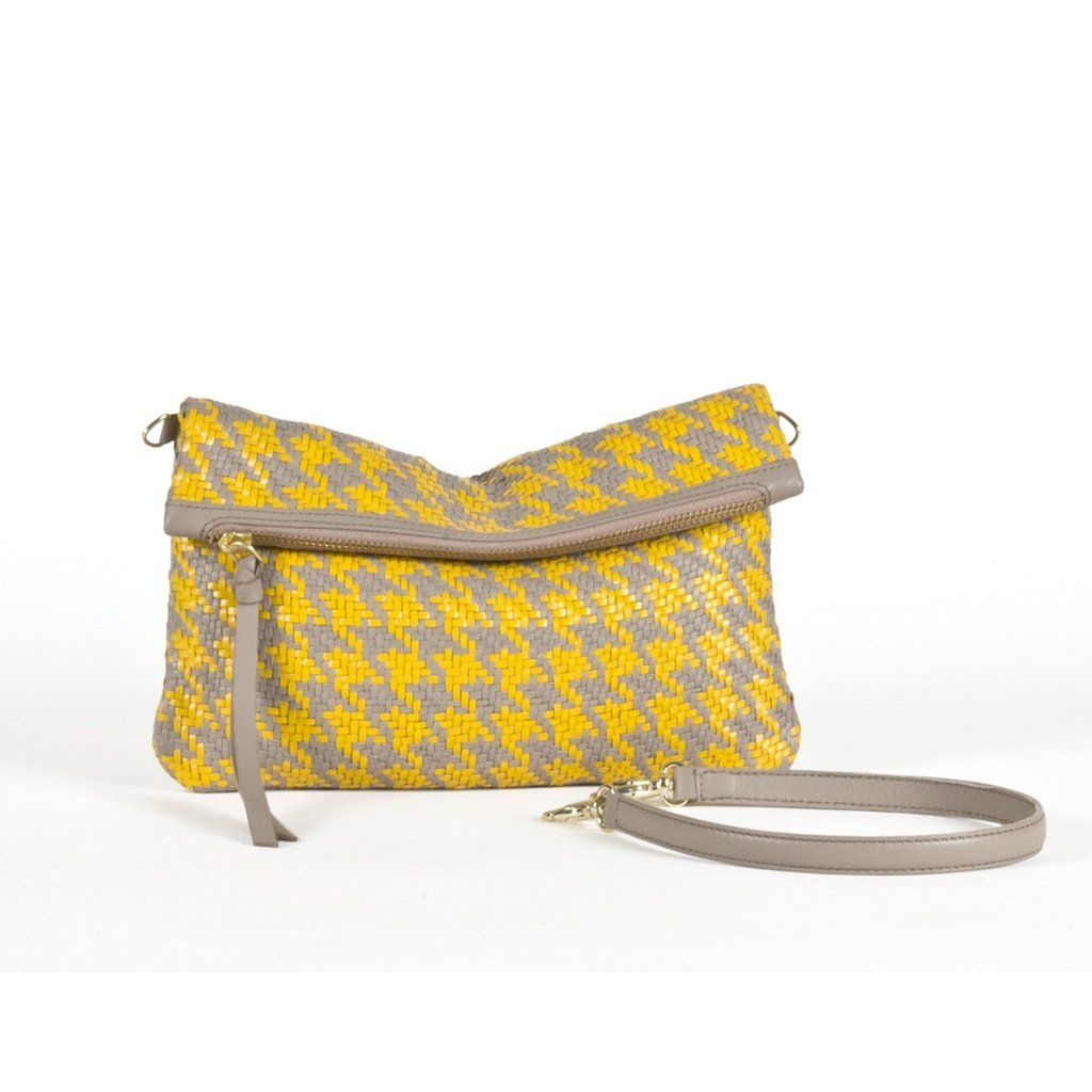 CALYPSO Clutch Yellow/grey