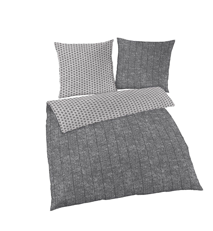 Sehr Schone Fein Biber Wende Bettwasche Kissenbezug 80x80 Bettbezu