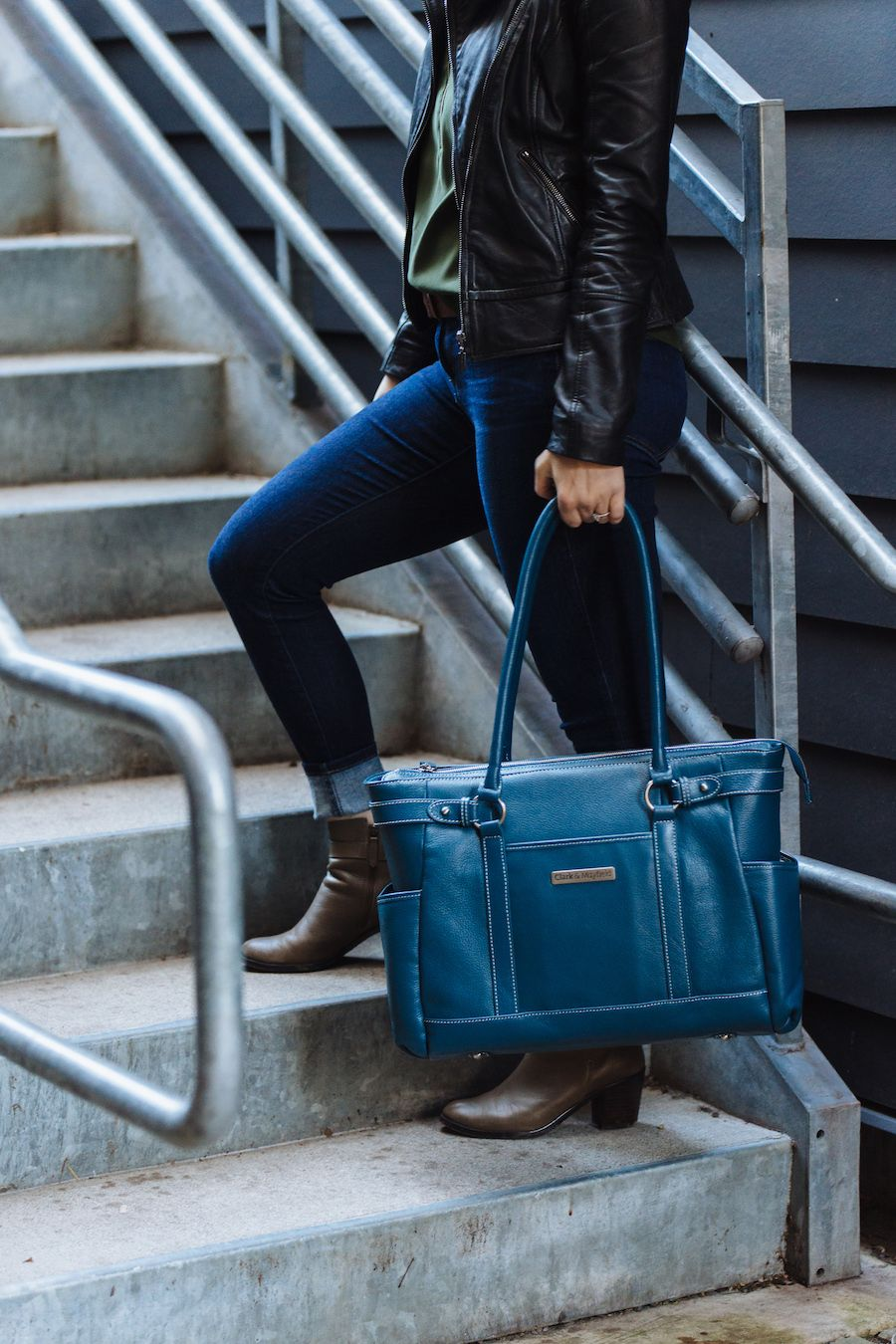 17 Stylish Bags That Are The Perfect Size For Carrying A Laptop Laptop Bag For Women Work Bags Laptop Laptop Bag Fashion