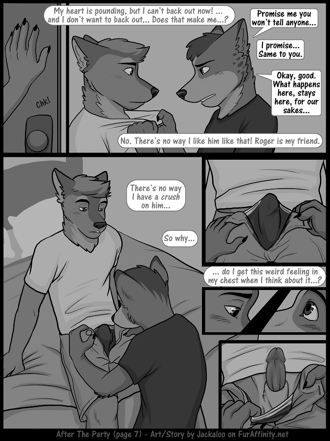 Sugar And Spice Short Furry Comic