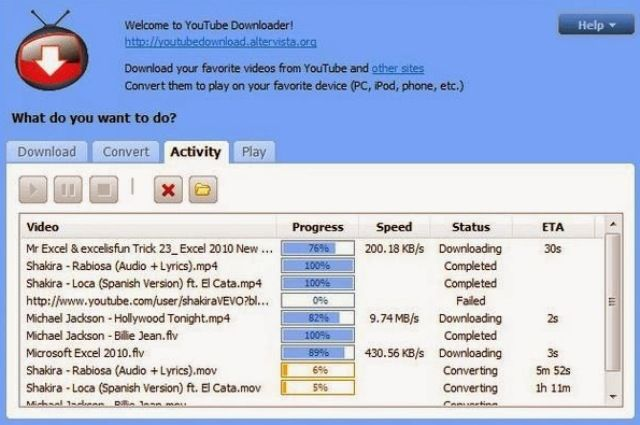 YouTube Video Downloader 472 Pro keyYouTube Downloader - free resume downloader