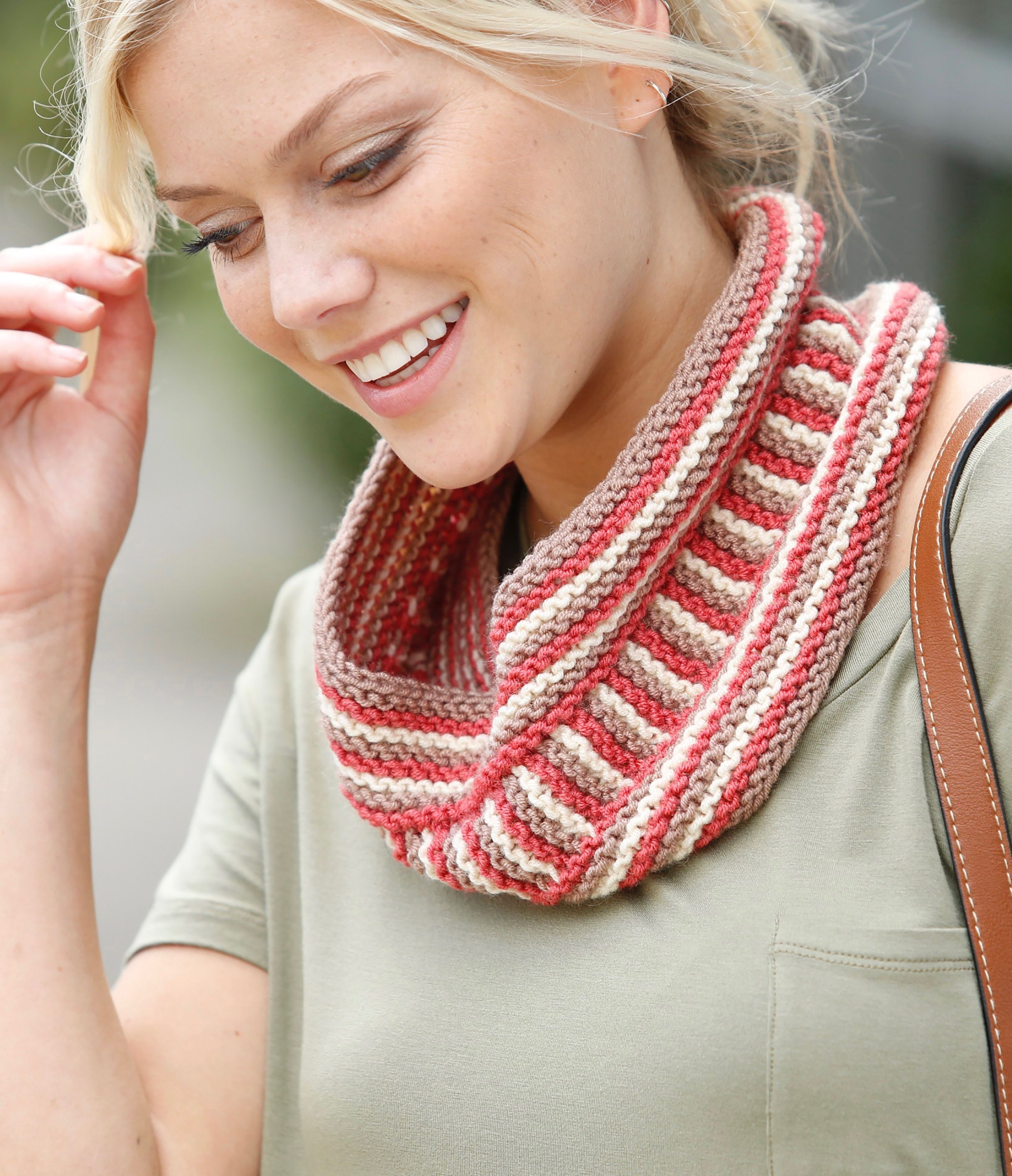 Warm up with Scarves & Cowls Book | Triangle scarf, Cowl ...