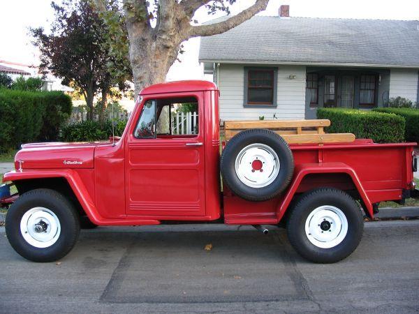 1960 Truck Santa Paula Ca 9500 Jeep Truck Trucks For Sale Jeep
