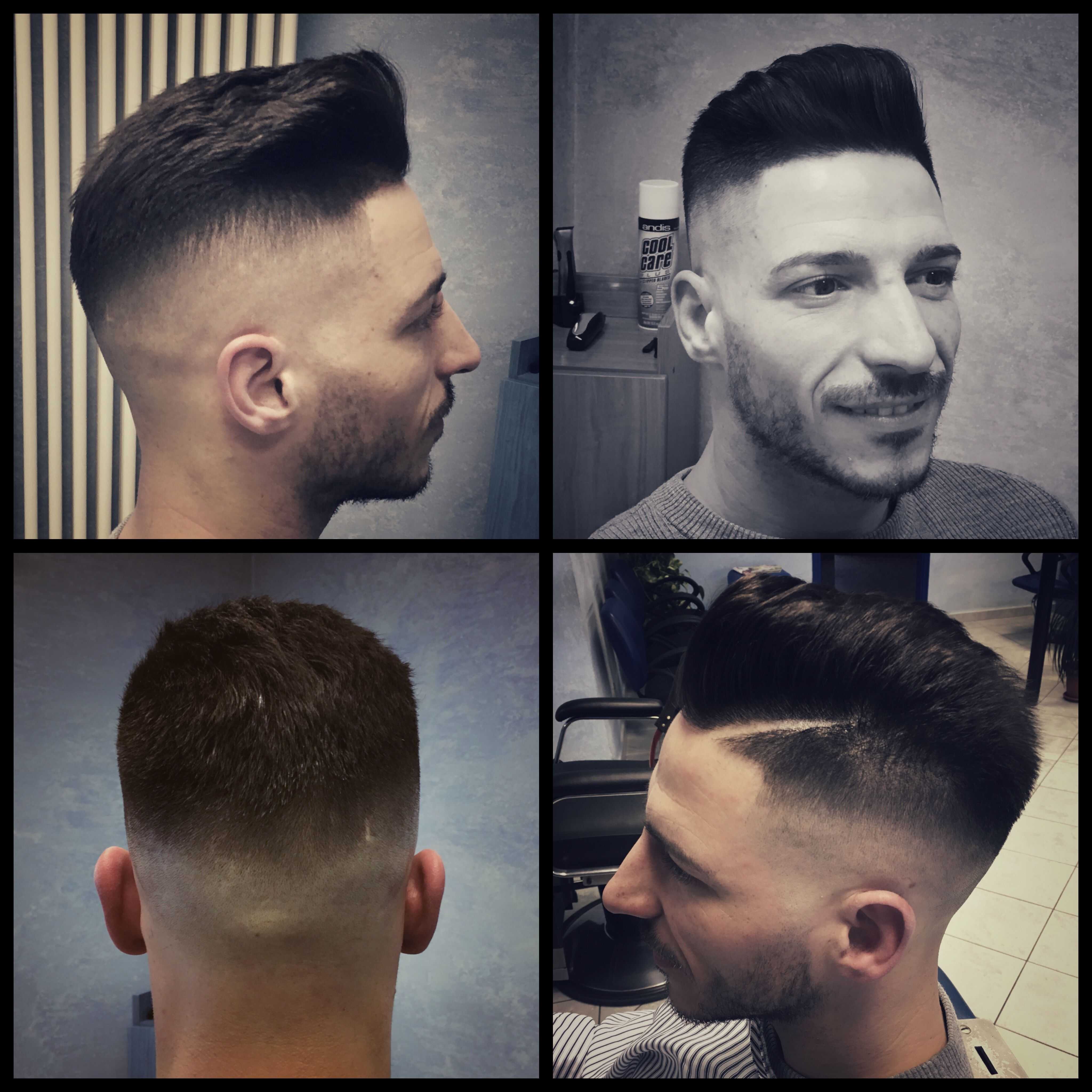 Pin On Mens Hairstyle Barbering