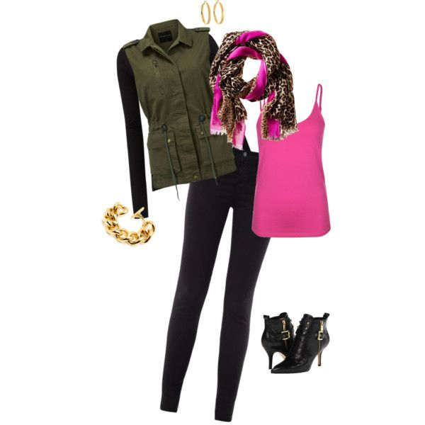 """""""Just a little edge"""" by mcater on Polyvore"""