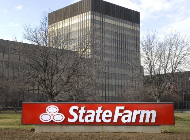 Matt S Corporate Home State Farm Corporate Office Bloomington