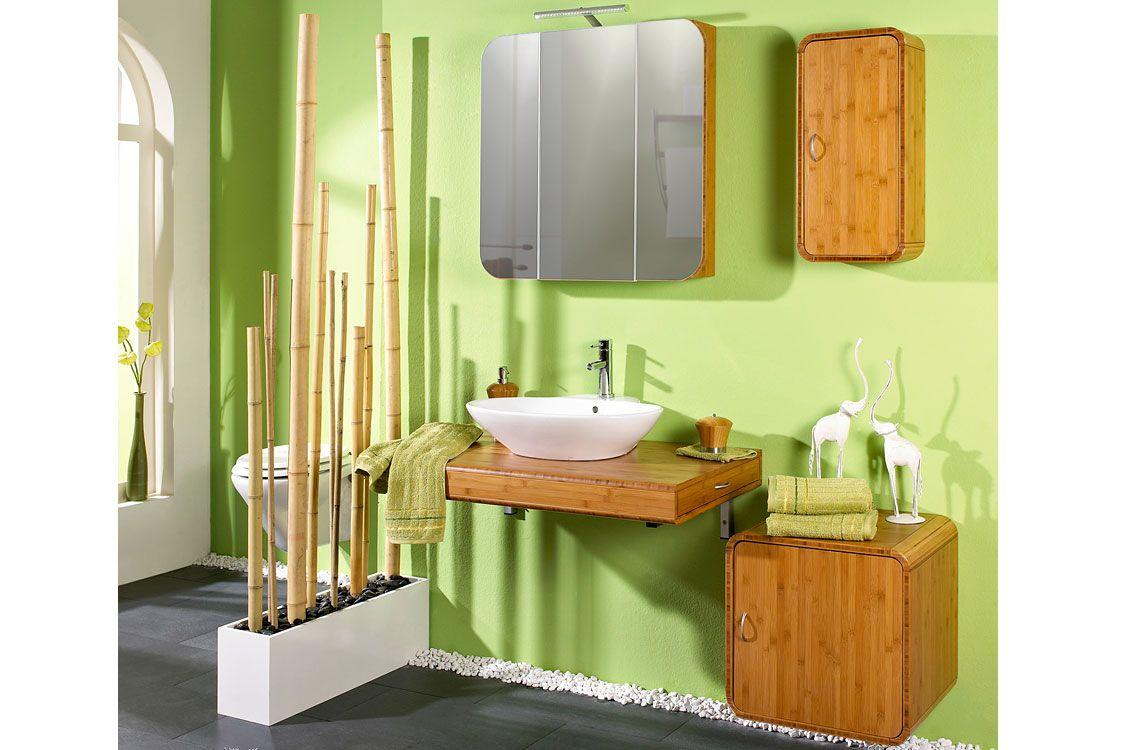 Badezimmermöbel aus Bambusholz - eine sehr ökologische Alternative ...