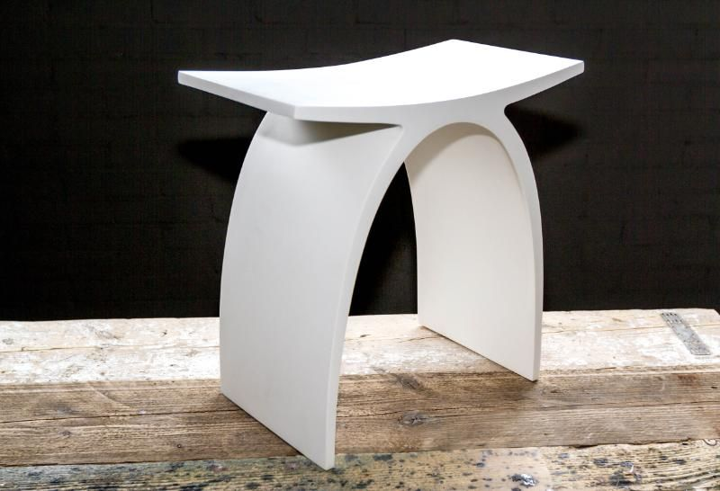 Cross Stone badkamerkruk | || Badkamer | Pinterest | Solid surface