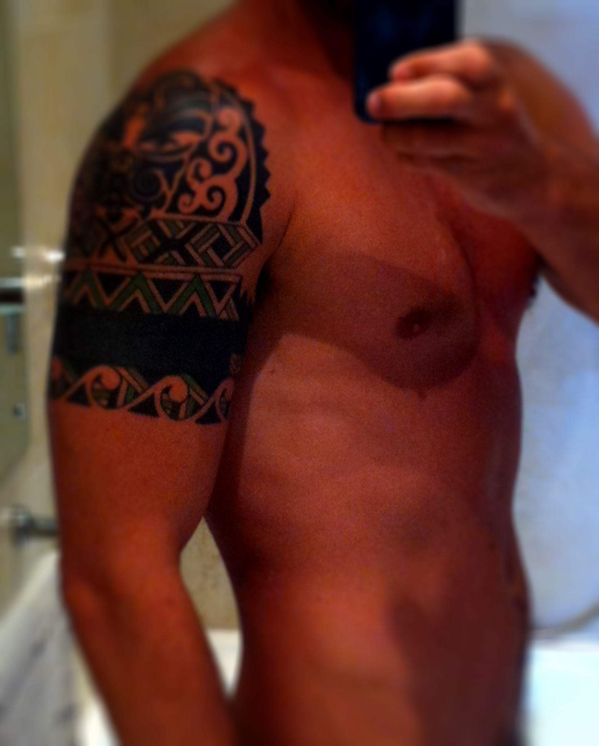 Songbird tattoo created at www mrsite com - Shoulder Tattoo African Tattoo
