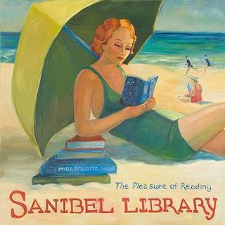 Miss Marjorie's Jazz Age Journal: Books on the beach--a lovely combination