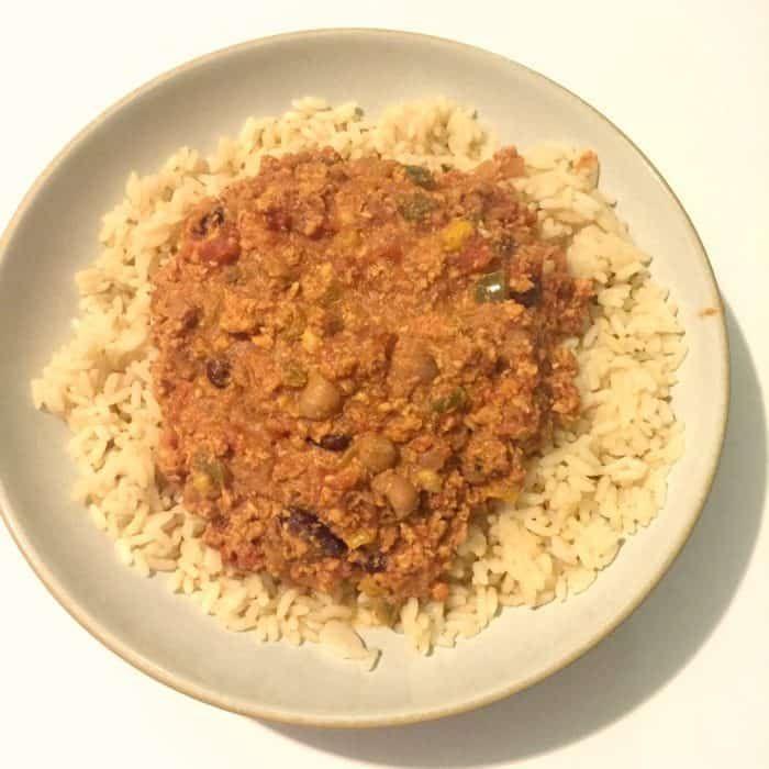 Turkey Mince Chilli - budget friendly and super tasty ...