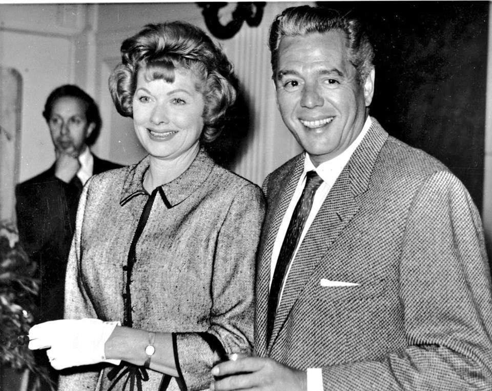 William Frawley Marriage 61 Years Ago Lucille Ball And Desi Arnaz
