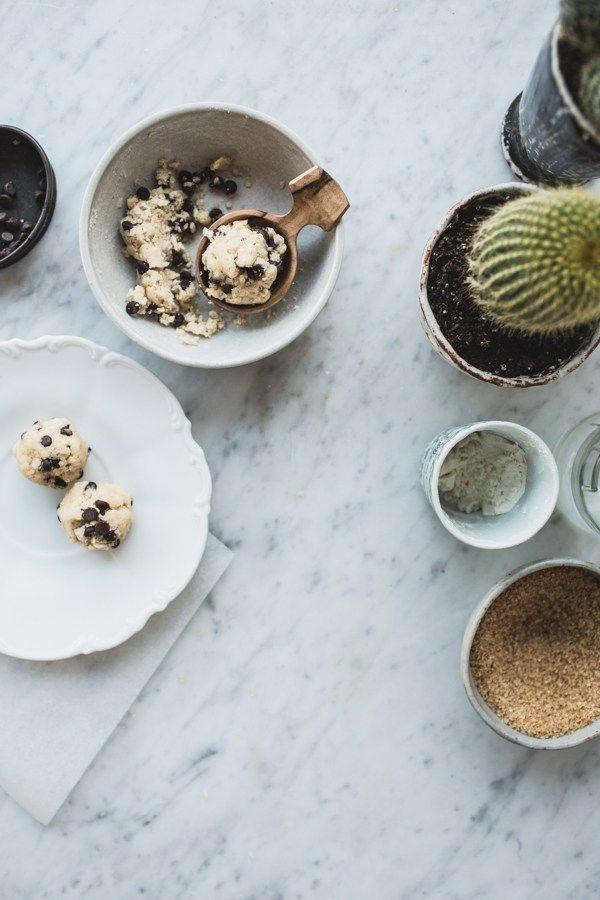 Tablespoon Chocolate Chip Cookies (Vegan) 190