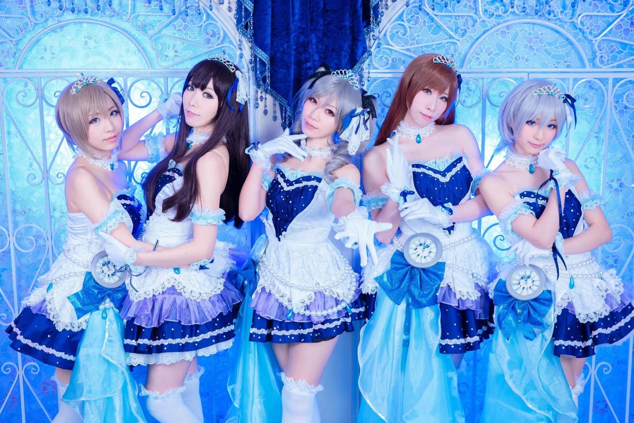 AMPLE - Hitsuki/冰月 - アイドルマスター シンデレラガールズ[THE IDOLM@STER CINDERELLA GIRLS ]