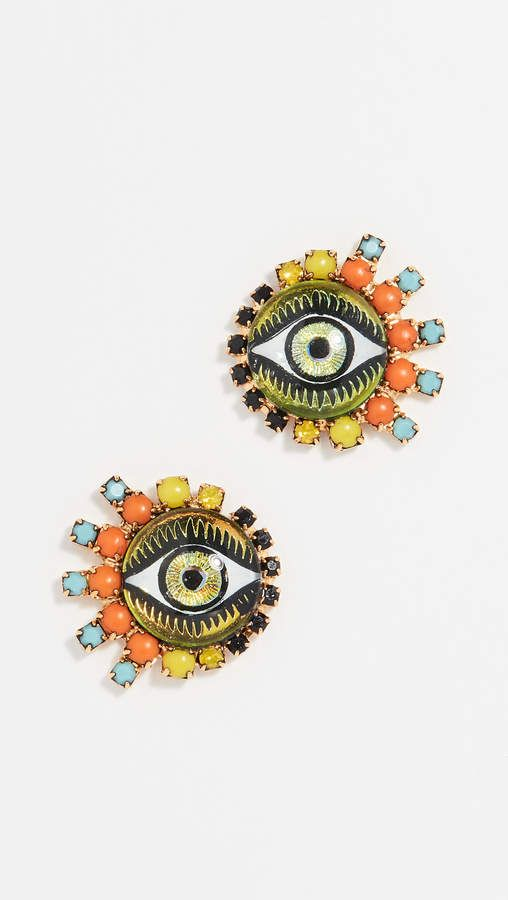 47bdaee9ae304 Sibel Stud Earrings in 2019 | Products | Earrings, Stud earrings ...