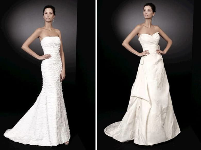 the top 10 most popular wedding dress designers 4 peter langner